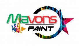 Mavons Paint Logo